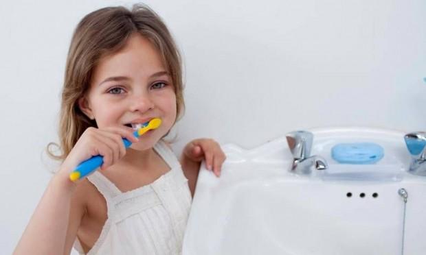 Çocuklar için 5 adımda diş bakımı